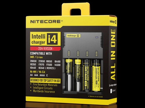 Nitecore Intellicharger i4 V2