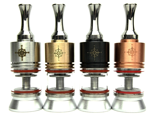 Aquilo Style Genesis Rebuildable Atomizer