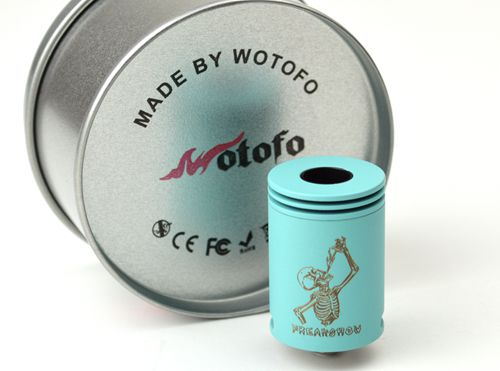 Authentic Wotofo Freakshow RDA
