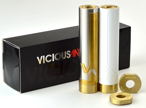 Vicious Ant Phenom Mechanical Mod Clone