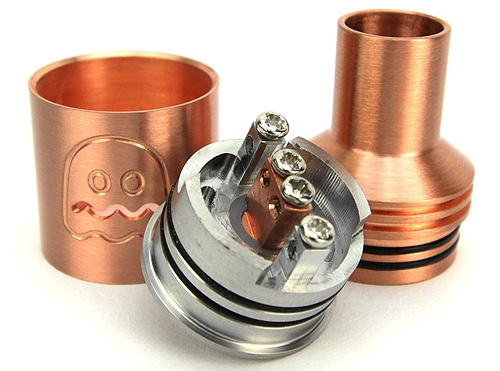 Authentic Ghost V1 RDA