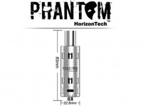 Phantom Sub Ohm Tank by Horizon Tech