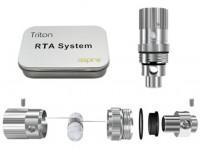 Aspire Triton Rebuildable Tank Atomizer RTA System