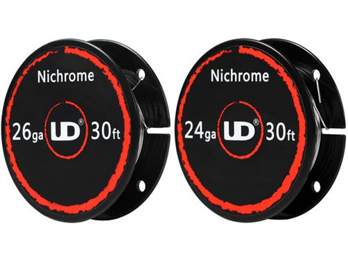 30ft/10m Youde UD Nichrome Resistance Wire