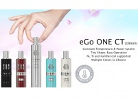 Joyetech eGo ONE CT Constant Temperature Kit (2200mAh XL Version)