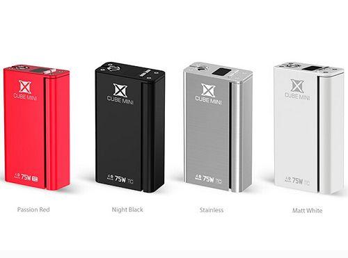 SMOK X Cube Mini 75W Temperature Control Mod