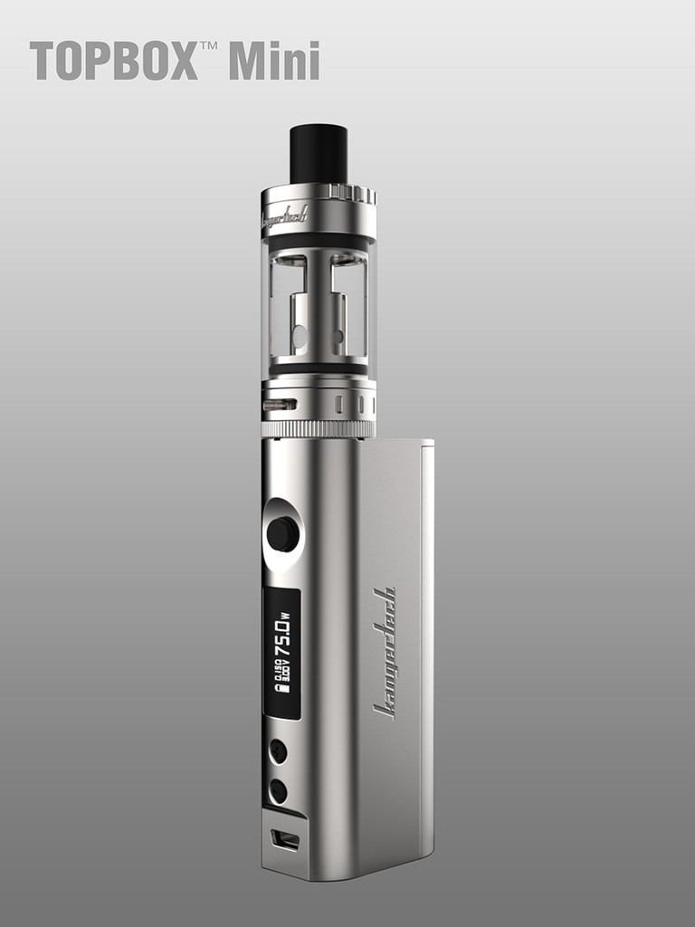 Kanger TOPBOX Mini Starter Kit - Platinum Edition