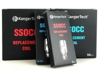 Kanger SSOCC for SUBTANK/TOPTANK/SUBVOD/Protank 4/NEBOX/K-KISS/K-PIN (5pcs)