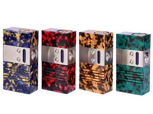 Mellody Plus Style 60W TC Box Mod