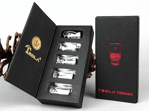 Tesla Tornado Replacement Coil (Set of 5)