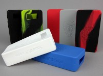 Silicone Sleeve for Snow Wolf 200W TC Mod