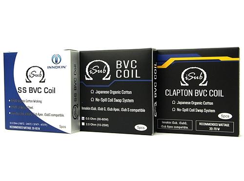 Innokin iSub BVC Coils (5pk)