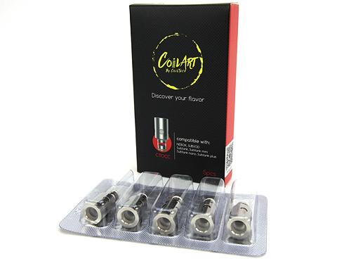 Coilart CTOCC Coils (5pk)