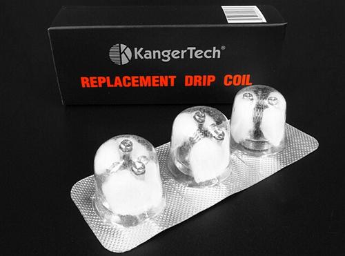 Kanger Subdrip 0.2Ω Coils for DRIPBOX (3pk)
