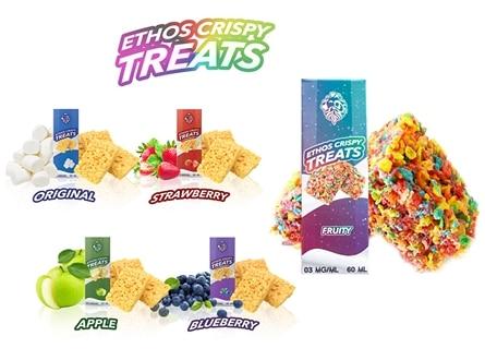 Crispy Treats 60mL by Ethos Vapors
