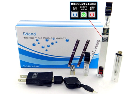 iWand 5-in-1 Variable Voltage Vape Pen Kit