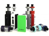 Crebox C60 60W TC Mini Box Mod