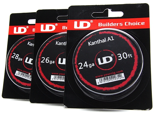 Youde UD 30ft Kanthal A1 Wire