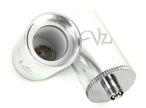 Ceramic Coil Chamber for Q2 Quartz Dry Herb Water Vaporizer
