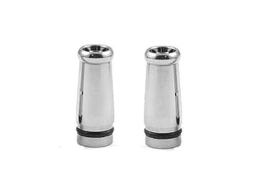 Chrome Metal 510 Drip Tip