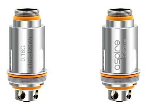 Aspire Cleito 120 Tank 0.16Ω Coils (5pk)
