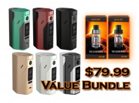 SMOK TFV8 Cloud Beast & Wismec Reuleaux RX2/3 150W/200W TC Value Bundle