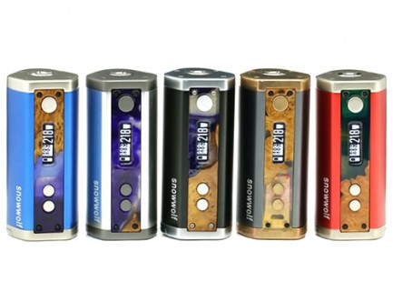 Sigelei SnowWolf 218 Triple 18650 TC Box Mod w/ 3x SAMSUNG INR18650-25R  Batteries