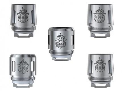 SMOK TFV8 Baby Coils T12/T8/T6/X4/Q2/M2/Mesh (5pcs)