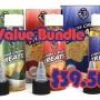 Ethos Vapors Crispy Treats 3x60mL Value Bundle