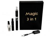Magic 3 in 1 Wax/Dry Herb/E-Liquid EVOD 1100mAh Starter Kit
