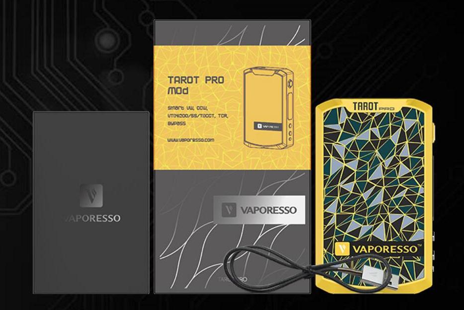 Vaporesso Tarot Pro 160W TC Box Mod