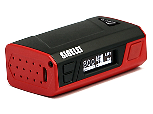 Sigelei J80 80W 2000mAh TC Box Mod