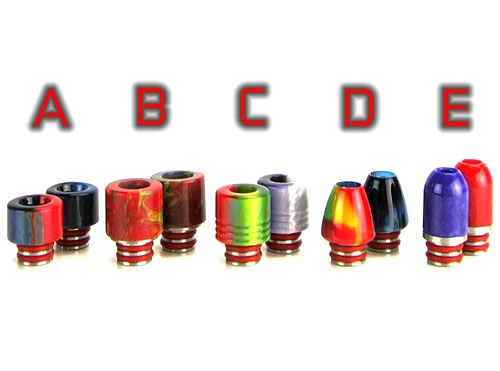 Premium Quality Epoxy Resin 510 Drip Tip