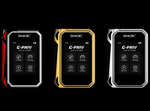 SMOK G-PRIV 220W Touch Screen MOD