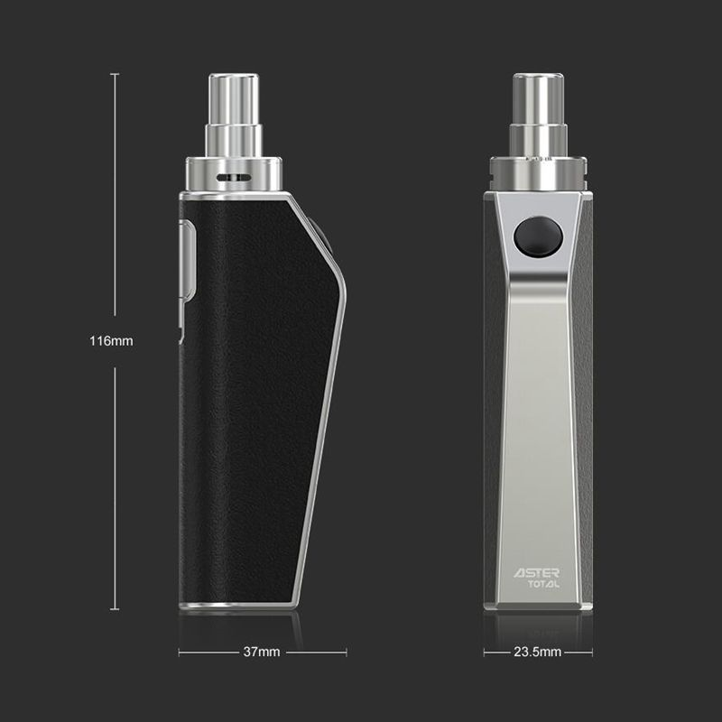 Eleaf ASTER Total 3.2mL 1600mAh Starter Kit