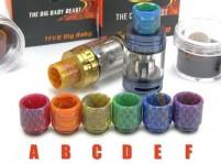 Premium Quality Epoxy Resin Drip Tip for SMOK TFV8/TFV8 Big Baby