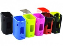 Protective Silicone Sleeve for Wismec Reuleaux RX300 300W TC Quad 18650 Mod
