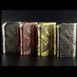 Tesla Steampunk Nano 120W TC Box Mod