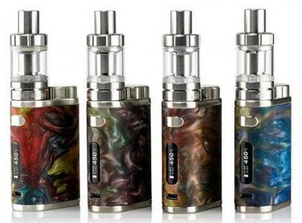 Eleaf iStick Pico RESIN 75W TC w/ MELO 3 Mini Starter Kit