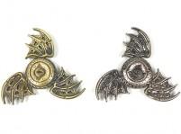 Dragon Wings Metal Fidget Spinner