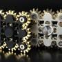 9-Gear Steampunk Fidget Spinner w/ Case