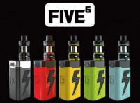Kanger AKD Five6 222W TC Starter Kit