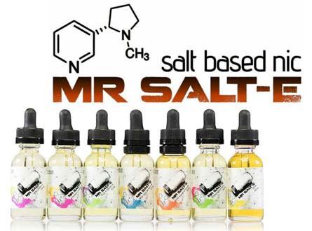 Mr Salt-E Salt Based Nicotine E-Liquid 30mL