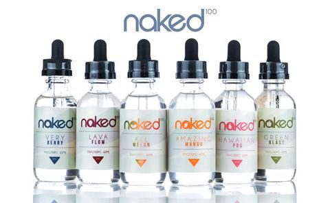Naked 100 E-Juice 60mL