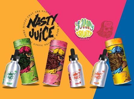 Nasty Juice 60mL E-Liquid – Yummy Fruity Series