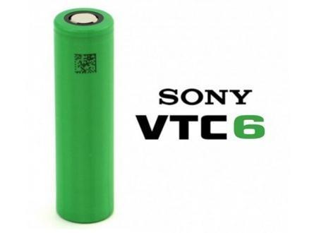 Sony VTC6 18650 3000mah 30A Battery