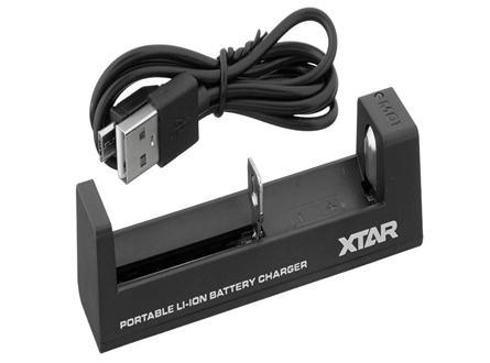 Xtar MC1 Li-ion Battery USB Charger