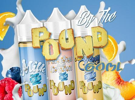 By The Pound 60mL E-Liquid