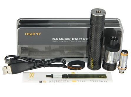 Aspire K4 2000mAh Quick Start Kit
