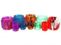 Resin Tube & Drip Tip Kit for SMOK TFV12 Prince Tank